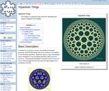 Hyperbolic Tilings