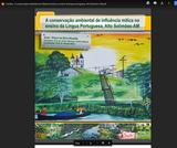 A conservação ambiental de influência mítica no ensino da língua portuguesa, Alto Solimões-AM.pdf