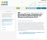 A15 Running Forward—Foundation of a Successful 0-6 Mental Health and Wraparound Program, Part 1