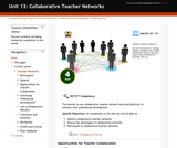 Collaborative Teacher Networks