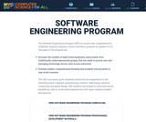 Software Engineering Program (Grades 6-12)