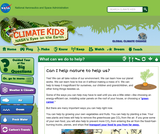 Climate Kids: What Can We Do To Help?