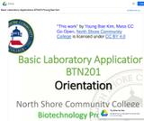Basic Laboratory Applications