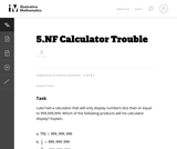 Calculator Trouble