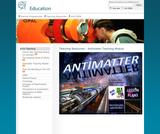 CERN: Antimatter Teaching Module
