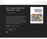 Adult Literacy Fundamental Mathematics - Book 1