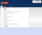 Afri - Quiz