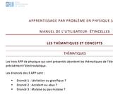 OER-UCLouvain: Apprentissage par problème en physique pour des groupes d'étudiants en apprentissage actif : Etincelles (électricté