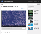 Cape Hatteras Flyby 1