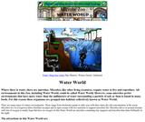 Microbe Zoo Water World