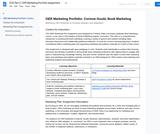 Book Marketing: OER Marketing Portfolio Assignment