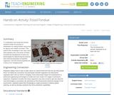 Fossil Fondue