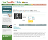 Discovering a Passion for Poetry With Langston Hughes