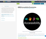 MSDE Accessibility Presentation
