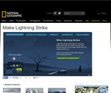 Make Lightning Strike - Charging Up
