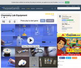 ChemTeacher Resource: Equipment Game