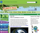 Climate Kids: Planet Health Report: Sea Ice
