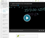 Differential Equations: Laplace Transform 6