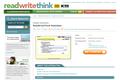 ReadWriteThink Notetaker