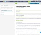 Kayaking: Capsizing Lesson