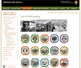 Park Geology Tour -- Geologic Features