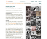 Calisphere Themed Collection - 1870-1900: Closing of the Frontier: Everyday Life and People
