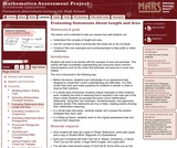 Evaluating Statements About Length and Area