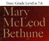 Mary McLeod Bethune by Emma Gelders Sterne, an ebook in epub and mobi formats