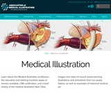 The Association of Medical Illustrators