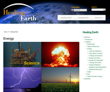 Healing Earth: Energy