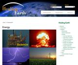 Healing Earth: Energy