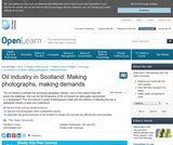 Oil Industry in Scotland: Making Photographs, Making Demands