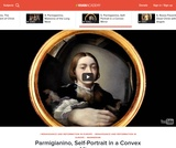 Parmigianino's Self-Portrait
