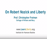 On Robert Nozick and Liberty
