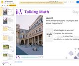 IM Talking Math