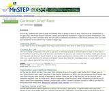 Cartesian Diver Race