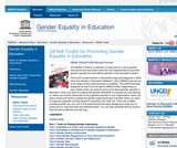 GENIA Toolkit for Promoting Gender Equality in Education