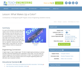 What Makes Up a Color?