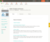 CCIU: Creative Commons