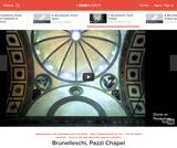 Brunelleschi's Pazzi Chapel