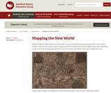 Reading Like a Historian: Mapping the New World