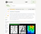 Visualizing Topography