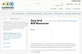 Title IV-E SOP Resources - September 25, 2015 Collaboration