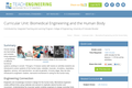 Biomedical Engineering and the Human Body