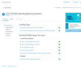 OpenStax Business Statistics