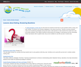 Lessons about Asking, Answering Questions