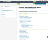 Authentic Resources: Spanish: Family