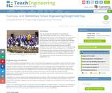 Elementary School Engineering Design Field Day