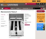 Macroeconomic Theory II, Spring 2007
