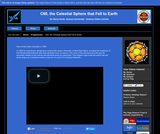 Buckminsterfullerene: C60, the Celestial Sphere that Fell to Earth